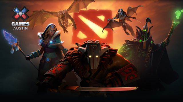 X Games: DOTA 2 Gold Medal Match