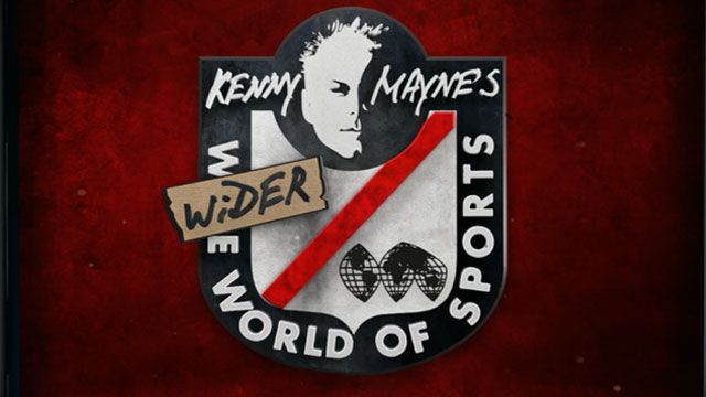 Kenny Mayne's Wider World of Sports