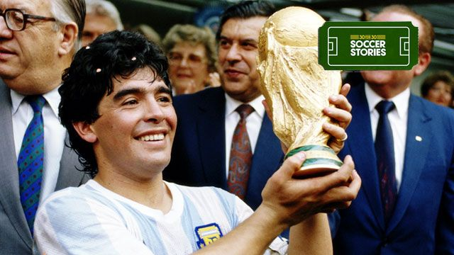 30 For 30: Maradona '86 presented by PNC Bank