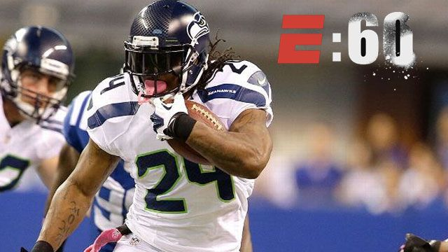 E:60 Profile: Marshawn Lynch