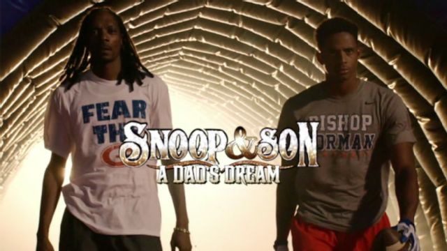 Snoop & Son: A Dad's Dream