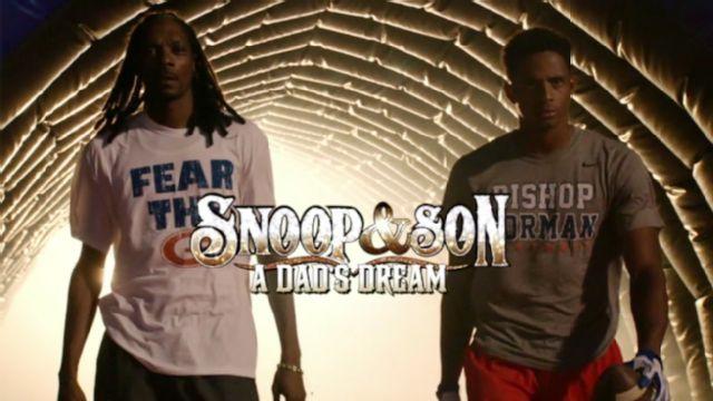 Snoop & Son: A Dad's Dream
