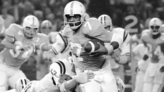 SEC Storied: The Color Orange: The Condredge Holloway Story