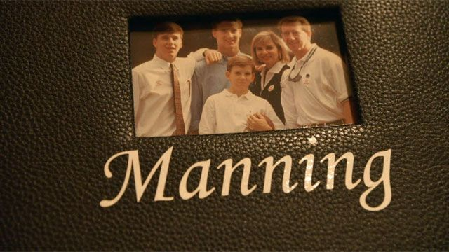 SEC Storied: The Book of Manning presented by Chick-Fil-A