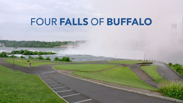"ESPN Films Presents ""30 For 30: Four Falls of Buffalo"""