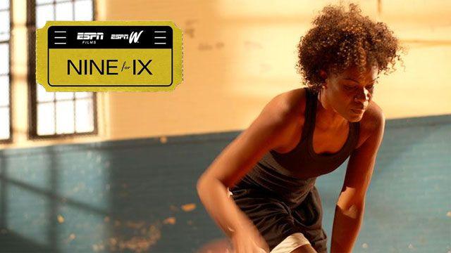 Nine For IX: Swoopes