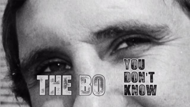 "ESPN Films Presented by ""30 For 30: You Don't Know Bo"" Presented by Coca Cola"