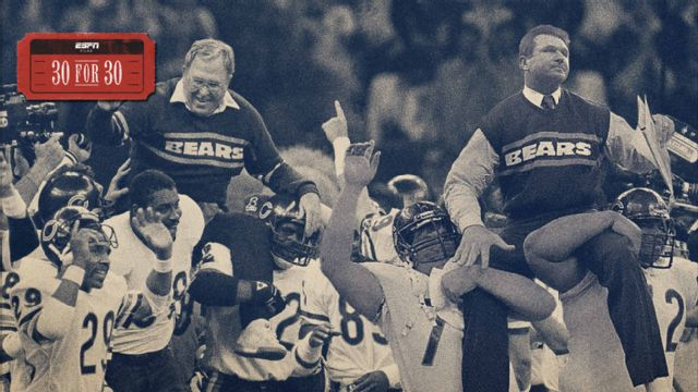 30 For 30: The '85 Bears Presented by Volkswagen