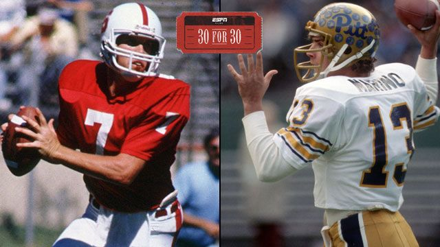 30 For 30: Elway To Marino presented by Buick