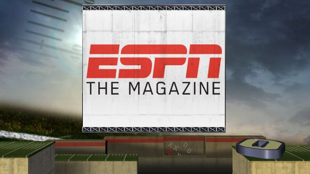 ESPN The Magazine: College Football Preview Special presented by Dish