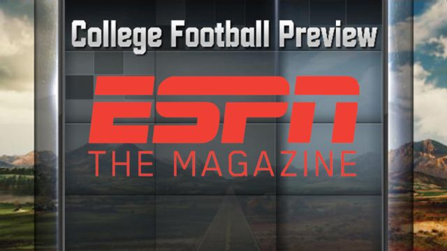ESPN The Magazine College Football Preview Special
