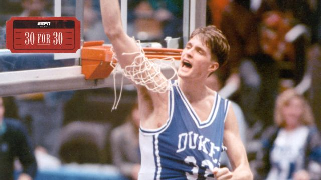 30 For 30: I Hate Christian Laettner Presented by Volkswagen TDI