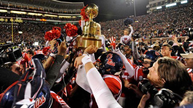 The Season: Ole Miss Football vs Mississippi State - 7/8/2015