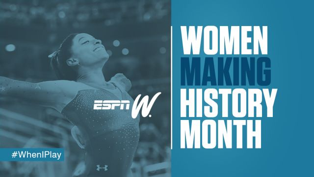 espnW Women Making History