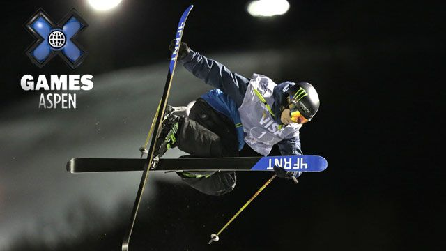 X Games Aspen - Men's Ski Superpipe Elimination