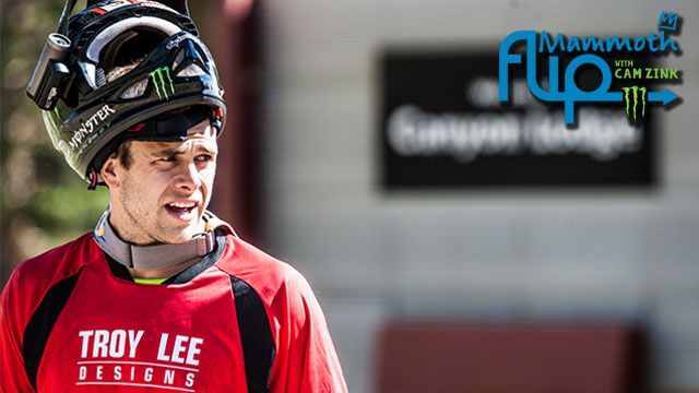 World of X Games - Mammoth Flip with Cam Zink presented by Monster Energy