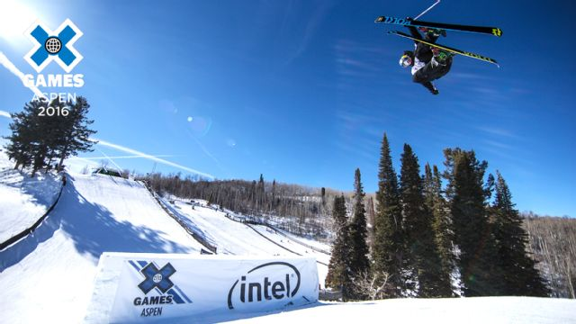 X Games:Snowboarder X Adaptive FINAL Mens Ski Slopestyle FINAL Snowboarder X FINAL W Superpipe Final