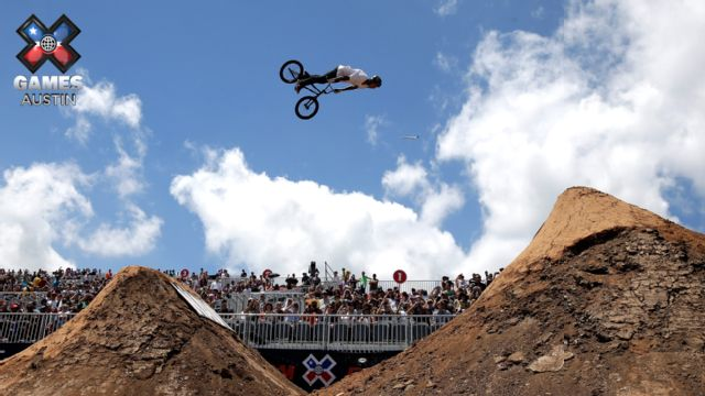 X Games: BMX Dirt FINAL, Skateboard Women's Park, Skateboard Park FINAL