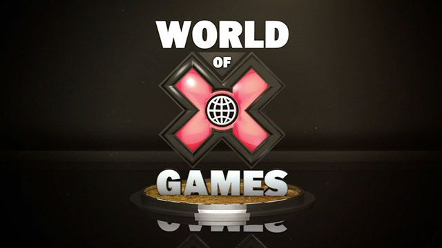 World of X Games: Unchained: The Untold Story of Freestyle Motocross
