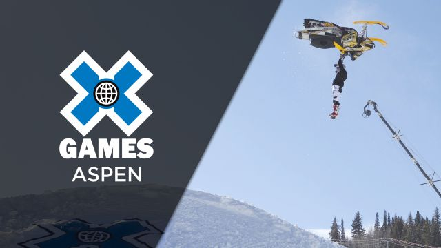 In Spanish - X Games Aspen 2017