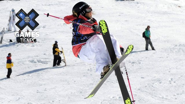 X Games Tignes: Women's Ski Slopestyle