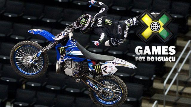 X Games Foz Do Iguacu: Moto X Freestyle Jam