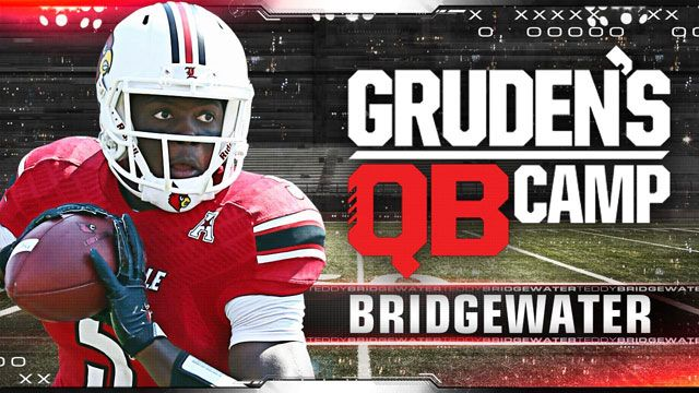 SportsCenter Special: Gruden's QB Camp - Teddy Bridgewater