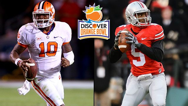 Clemson vs. Ohio State (re-air)