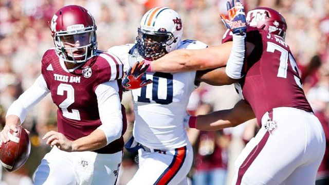 Auburn vs. Texas A&M (re-air)