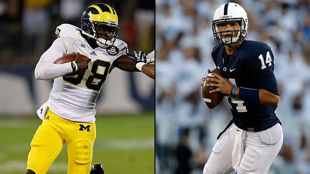 Michigan vs. Penn State (re-air)
