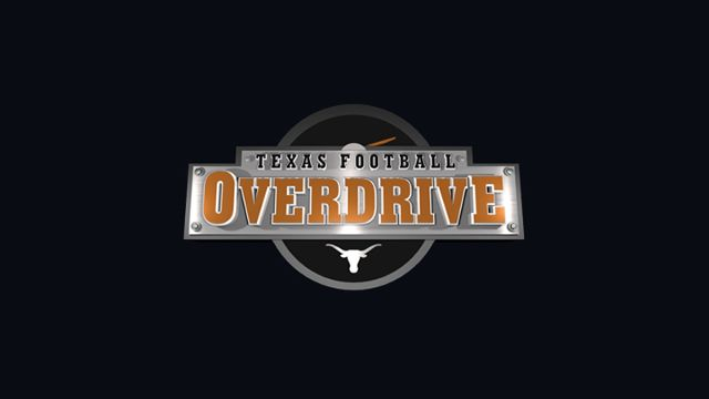 Texas Football Overdrive - North Texas vs. Texas (re-air)