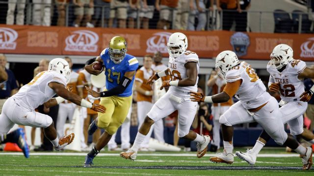 Texas Football Overdrive - UCLA vs. Texas (re-air)