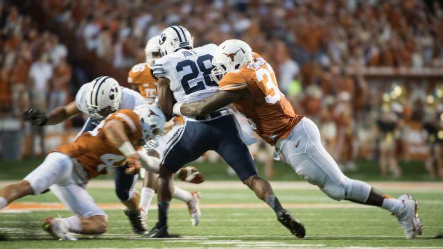 BYU vs. Texas - 9/6/2014 (re-air)