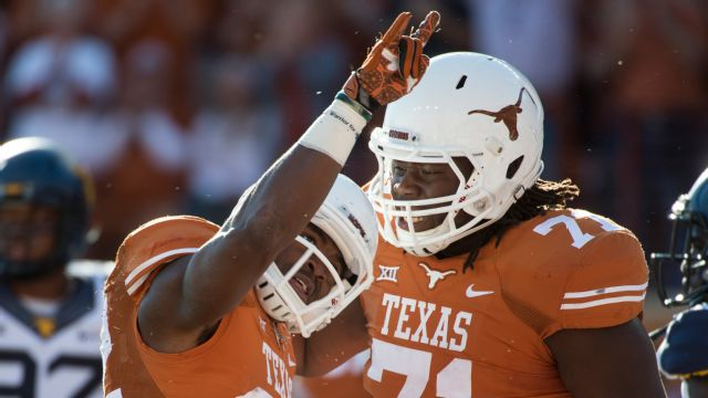Texas Football Overdrive - West Virginia vs. Texas (re-air)