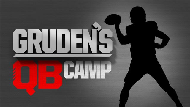 SportsCenter Special Presented by Experian: Gruden's QB Camp