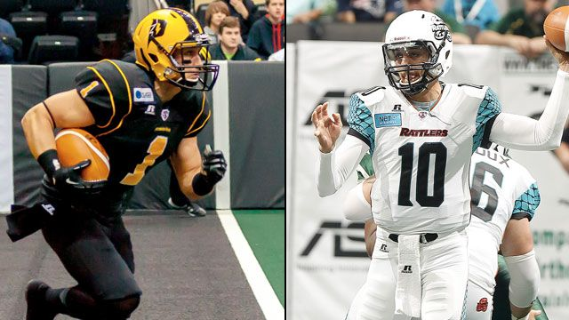 Pittsburgh Power vs. Arizona Rattlers