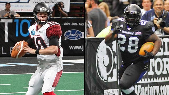 Cleveland Gladiators vs. San Antonio Talons
