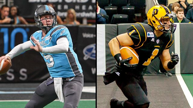 Philadelphia Soul vs. Pittsburgh Power