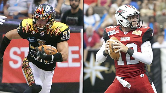 LA Kiss vs. Jacksonville Sharks