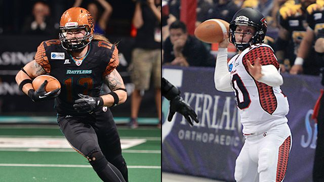 Arizona Rattlers vs. Cleveland Gladiators (2014 Arenabowl)