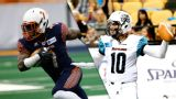 Spokane Shock vs. Arizona Rattlers