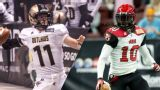 Las Vegas Outlaws vs. Jacksonville Sharks