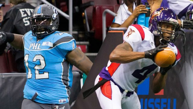 Philadelphia Soul vs. New Orleans Voodoo