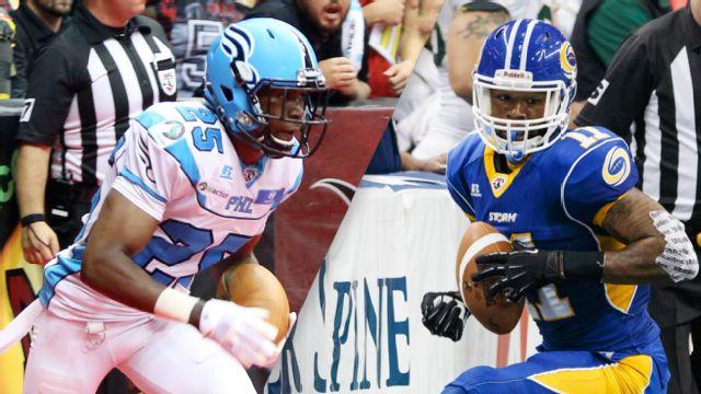Philadelphia Soul vs. Tampa Bay Storm
