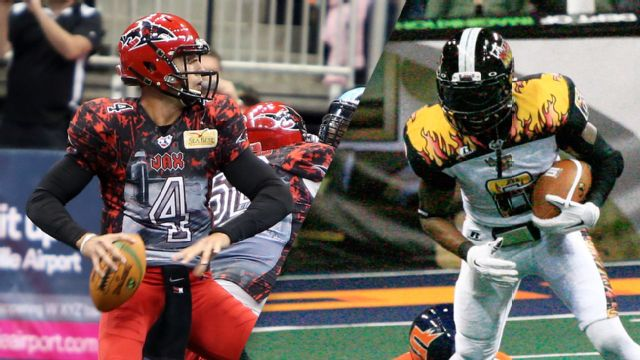 Jacksonville Sharks vs. LA Kiss
