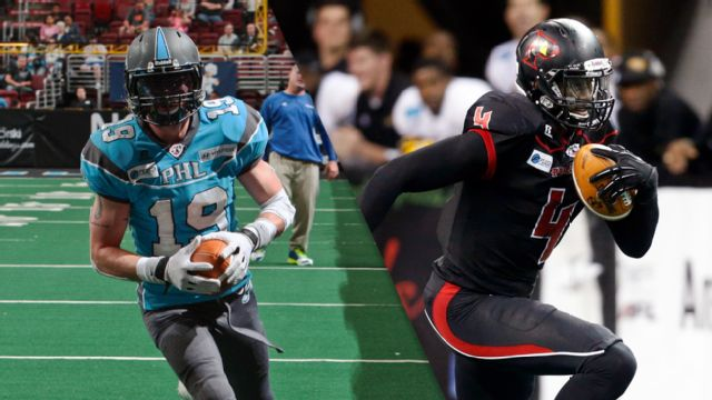 Philadelphia Soul vs. Orlando Predators