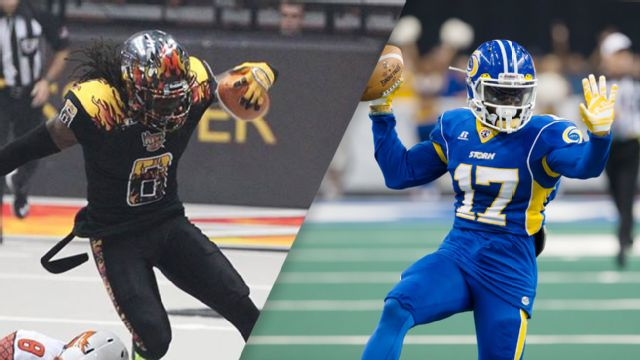LA Kiss vs. Tampa Bay Storm