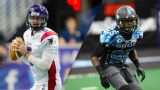 New Orleans Voodoo vs. Philadelphia Soul