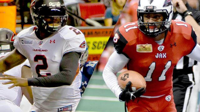 Cleveland Gladiators vs. Jacksonville Sharks