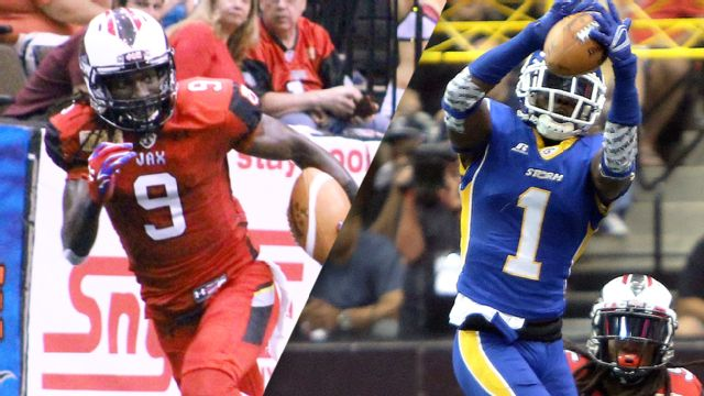 Jacksonville Sharks vs. Tampa Bay Storm